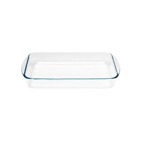 Pyrex Rectangular Glass Roaster Dish 400mm
