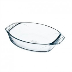 Pyrex Oval Glass Roasting Dish