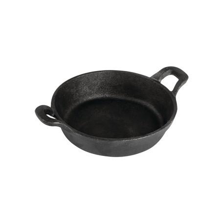 Olympia Round Cast Iron Eared Dish