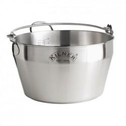 Kilner Stainless Steel Jam Pan 8Ltr