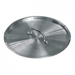 Vogue Aluminium Saucepan Lid 160mm