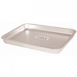 Vogue Aluminium Bakewell Pan 610mm