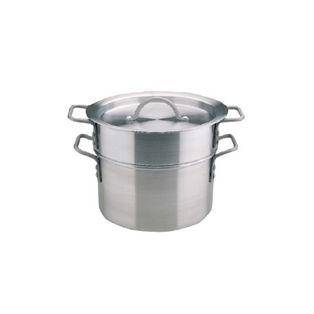 Vogue Aluminium Double Boiler 4Ltr