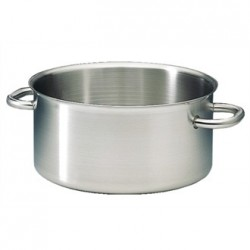 Bourgeat Excellence Casserole Pan 12.8Ltr