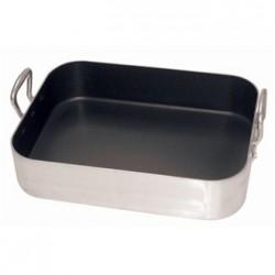 Vogue Aluminium Non Stick Roasting Pan