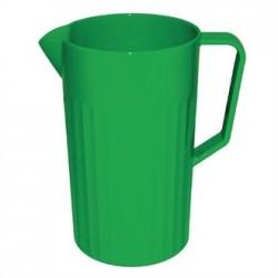 Kristallon Polycarbonate Jug Green 1.4Ltr