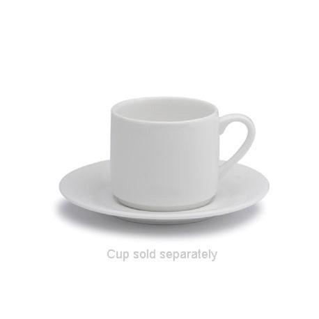 Elia Glacier Fine China Espresso Cup Saucers 115mm