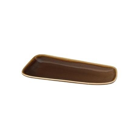 Olympia Kiln Small Platter Bark 260 mm