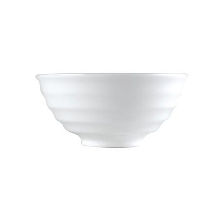 Churchill Zen Noodle Bowls White 102mm