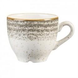 Churchill Studio Prints Stone Grey Espresso Cup 100ml 3.5oz