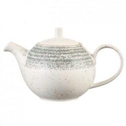 Churchill Studio Prints Stone Grey Tea Pot 426ml 15oz
