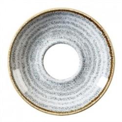 Churchill Studio Prints Stone Grey Espresso Saucer 118mm