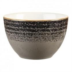 Churchill Studio Prints Charcoal Black Sugar Bowl 227ml 8oz