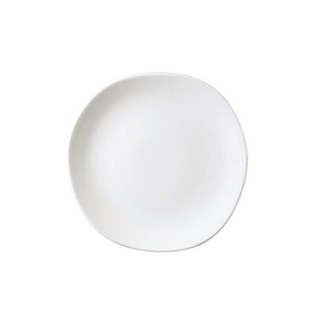 Churchill Organic White Round Plate 264mm