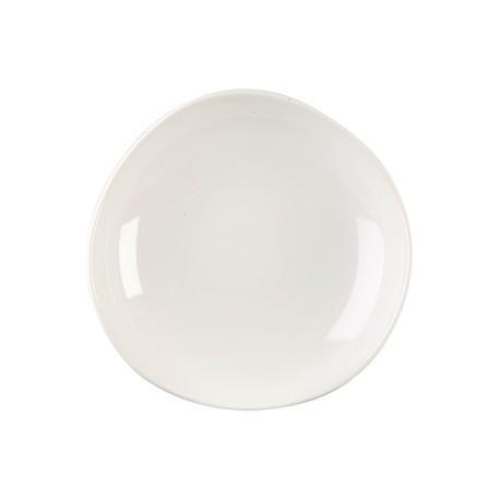 Churchill Organic White Round Plate 253mm