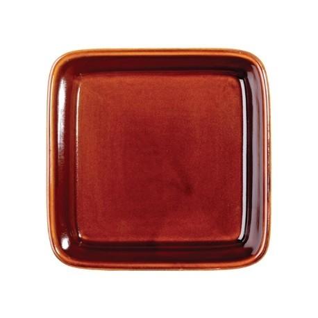 Churchill Rustics Simmer Square Deli Dishes 180mm
