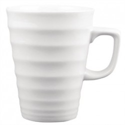 Churchill Latte Ripple Mugs 340ml