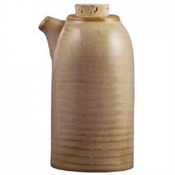 Dudson Evolution Sand Oil and Vinegar Bottles
