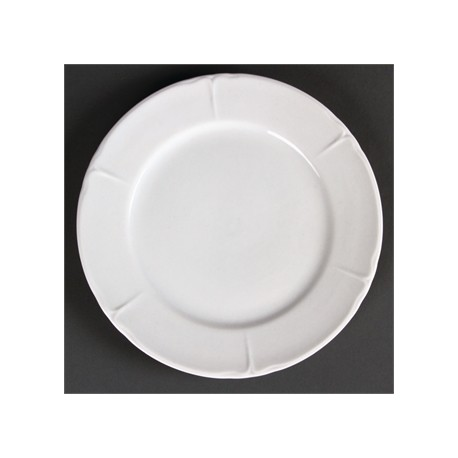 Olympia Rosa Round Plates 207mm