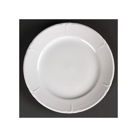 Olympia Rosa Round Plates 250mm