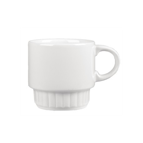 Churchill Retro Cafe Stacking Cups 284ml