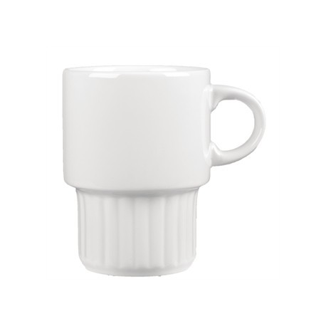 Churchill Retro Cafe Stacking Cups 370ml