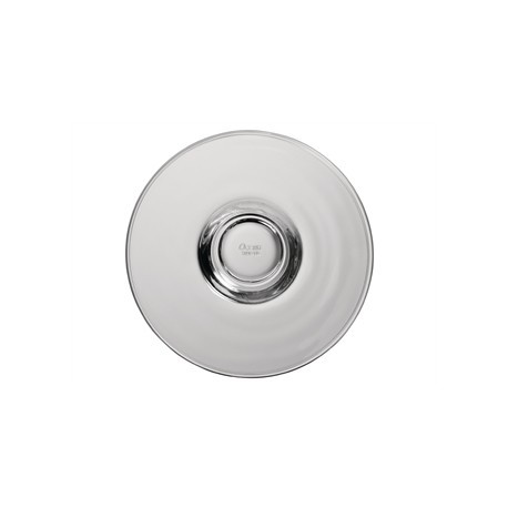 Churchill Ultimo Glass Cappuccino Saucers 150mm