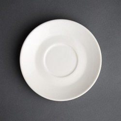 Olympia Cafe Saucers White