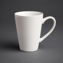 Olympia Cafe Latte Cups White 340ml 12oz