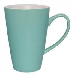 Olympia Cafe Latte Cups Aqua 340ml 12oz