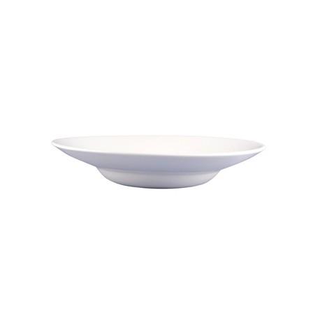 Dudson Twist Gourmet Bowl White 251mm