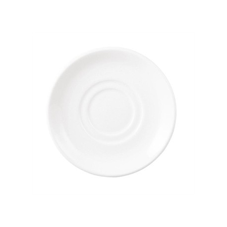 Dudson Neo Tea Saucer White 150mm
