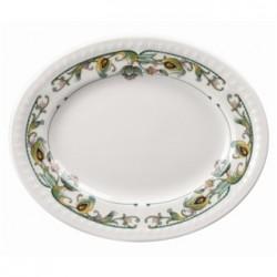 Churchill Buckingham Sumatra Oval Platters 202mm