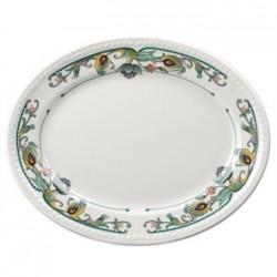 Churchill Buckingham Sumatra Oval Platters 254mm