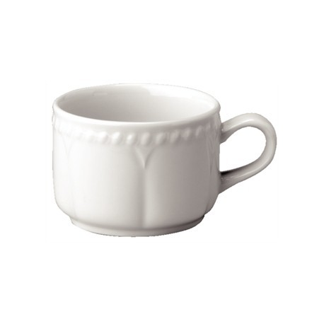 Churchill Buckingham Stackable Tea Cups 212ml