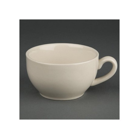 Olympia Ivory Cappuccino Cups 284ml 10oz