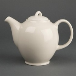 Olympia Ivory Teapots 687ml 25oz