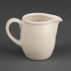 Olympia Ivory Milk Jugs 28ml 1oz