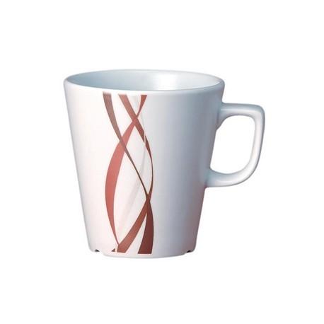 Churchill Helix Cafe Latte Mugs 440ml