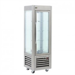 Roller Grill Display Freezer 360Ltr