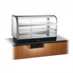 Lincat Seal 650 Curved Refrigerated Back Service Merchandiser 1250mm