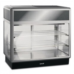 Lincat Seal 650 Rectangular Refrigerated Back Service Merchandiser 1000mm