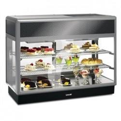 Lincat Seal 650 Rectangular Refrigerated Back Service Merchandiser 1250mm