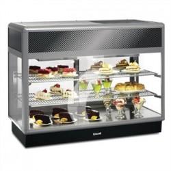 Lincat Seal 650 Rectangular Refrigerated Self Service Merchandiser 1250mm