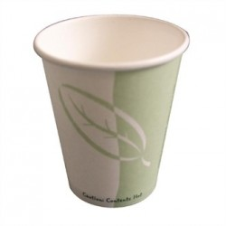 Biodegradable Hot Cups 8oz