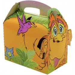 Children's Jungle Activity Packs