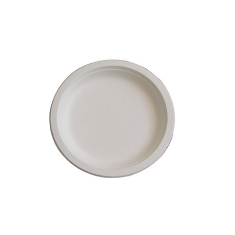 Small Biodegradable Plates