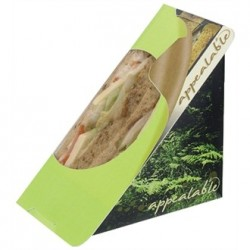 Sandwich Wedge Self Seal - Fern