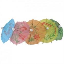Paper Parasols Mixed Colours