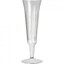 Plastico Disposable Champagne Flutes